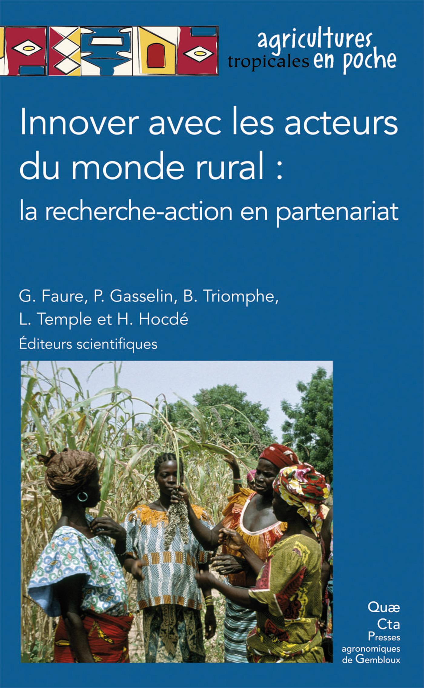 Innover avec les acteurs du monde rural : la recherche-action en partenariat