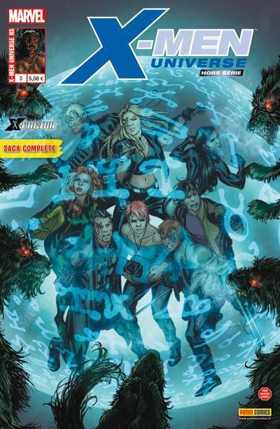 X-Men Universe T.3; L'Ere X T.3