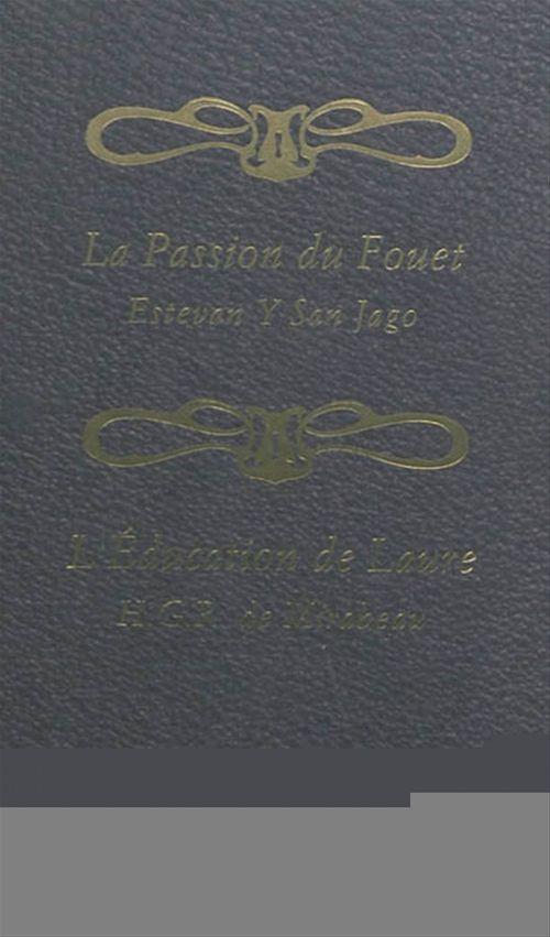 Cercle Poche n°159 La Passion du Fouet et L'Éducation de Laure