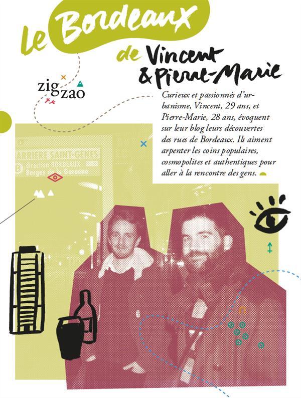 Le Bordeaux de Vincent et Pierre-Marie - carnet d'expériences