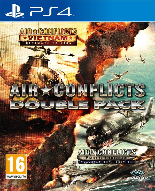 air conflicts - double pack (Vietnam + Pacific carriers)