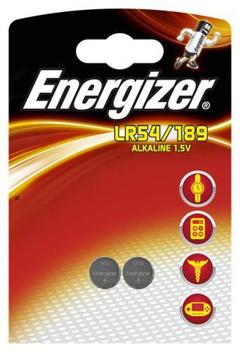 ENERGIEZR ALKALINE LR54/189 X2