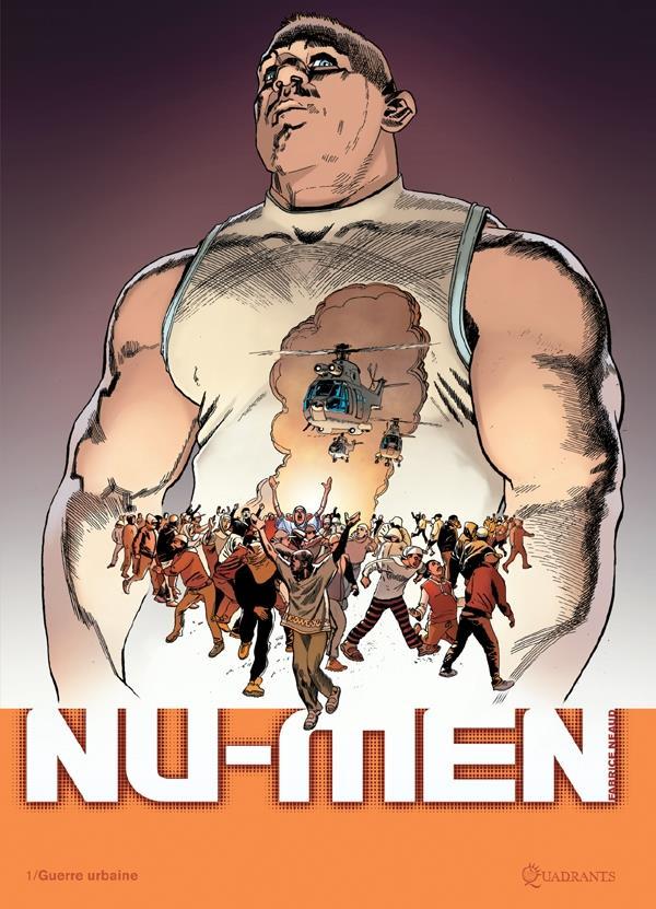 Nu-men t.1 ; guerre urbaine
