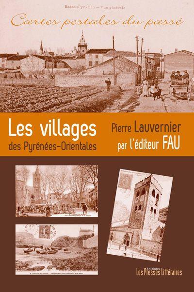 Les villages des Pyrénées-Orientales par l'éditeur FAU