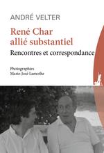 Vente Livre Numérique : René Char allié substantiel  - André Velter