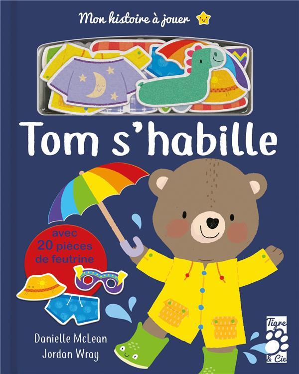 Tom s'habille