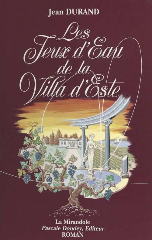 Les jeux d'eau de la villa d'Este