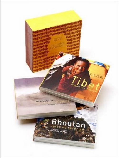 Coffret Himalaya ; les chemins du bouddhisme