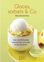 Vente EBooks : Petit livre de - Glaces, sorbets & Co  - Maya BARAKAT-NUQ