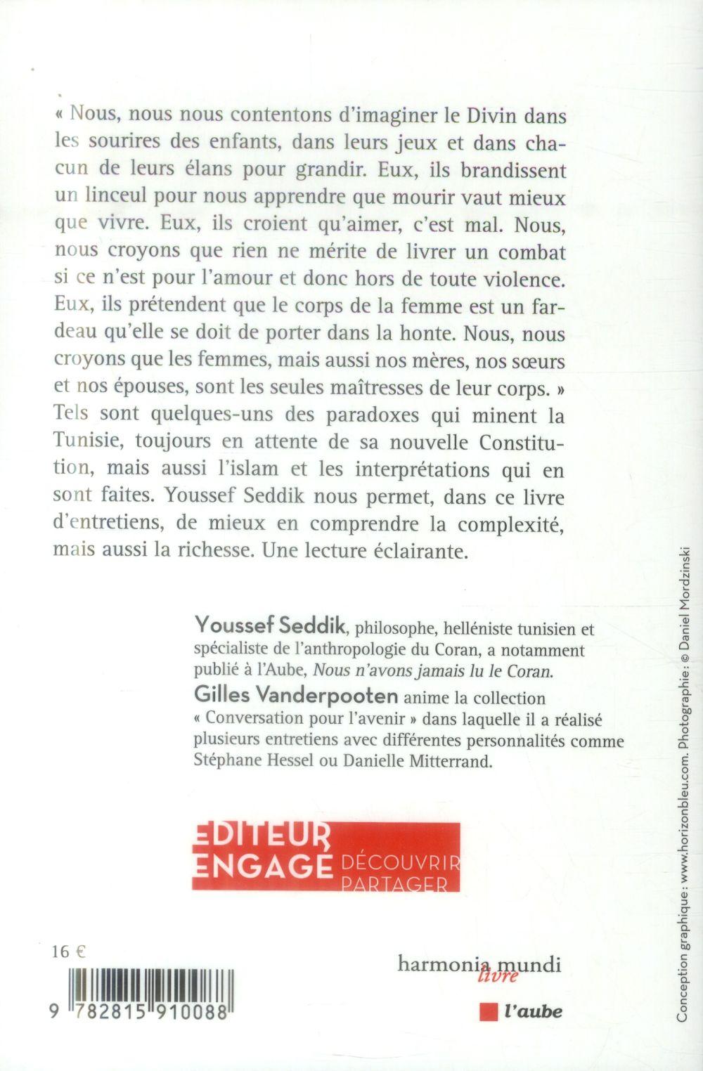 La revolution inachevée ; Tunisie, trois ans après
