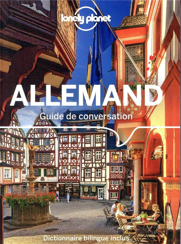 GUIDE DE CONVERSATION  -  ALLEMAND (10E EDITION)