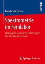 Spektrometrie im Fernlabor  - Lars-Jochen Thoms