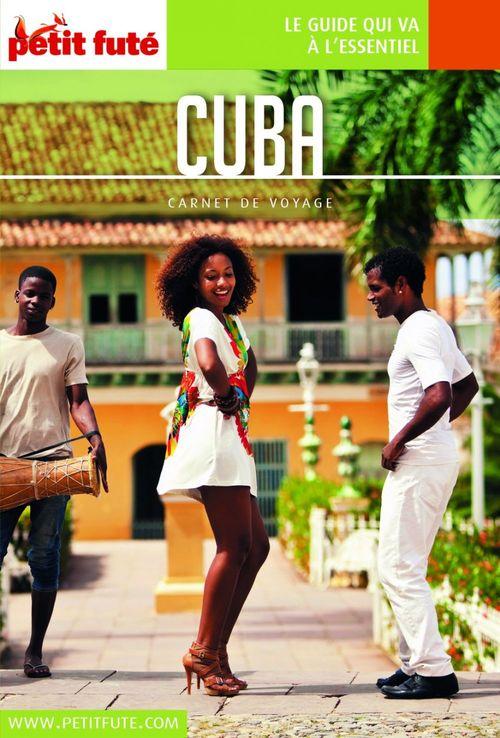 CUBA 2018 Carnet Petit Futé