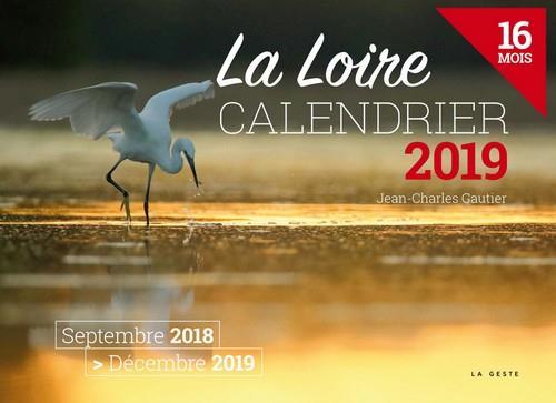 Calendrier ; la Loire (édition 2019)