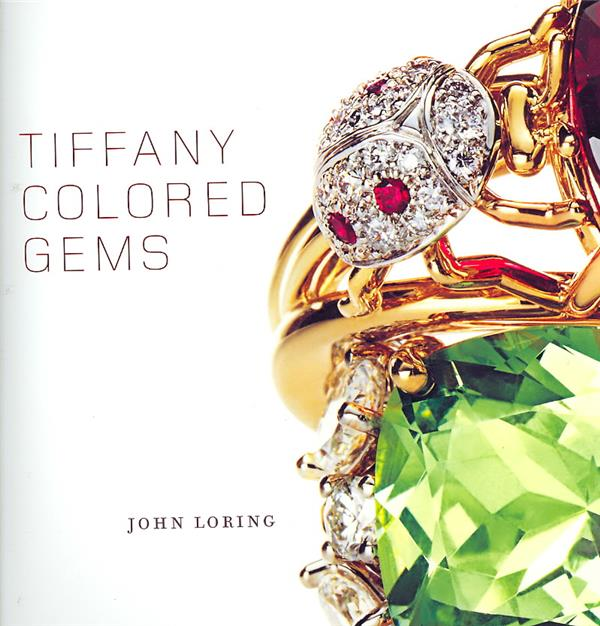 Tiffany colored gems
