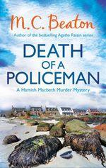 Vente Livre Numérique : Death of a Policeman  - Beaton M C