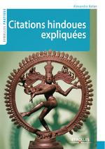 Vente Livre Numérique : Citations hindoues expliquées  - Alexandre Astier