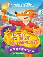 Vente Livre Numérique : Enigme aux jeux olympiques  - Geronimo Stilton