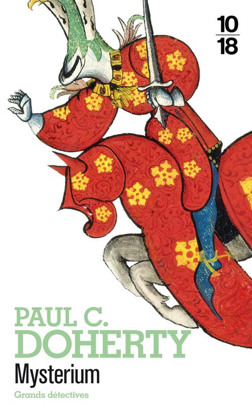 La vengeance du Mysterium  - Paul C. Doherty  - Paul DOHERTY