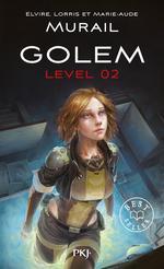 Couverture de Golem Level - Tome 2 - Vol02