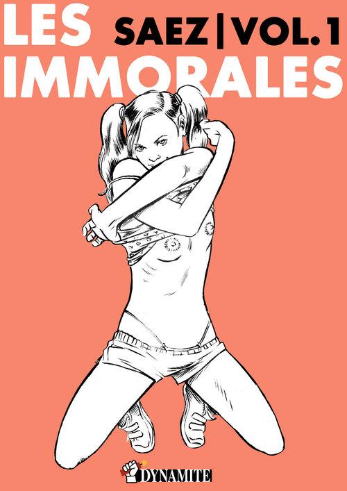 Les Immorales - Volume 1