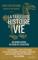 Vente Livre Numérique : L'histoire de la vie : Un fabuleux voyage au coeur de l'évolution