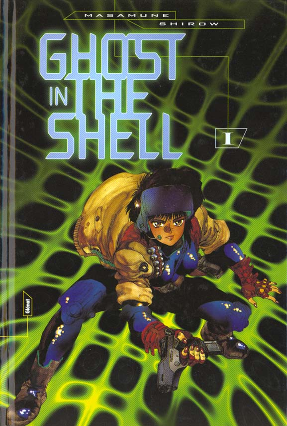 Ghost In The Shell T.1