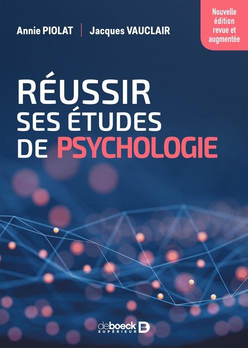 Réussir ses études de psychologie