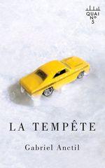 Vente EBooks : La tempête  - Gabriel Anctil