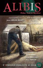 Vente Livre Numérique : REVUE ALIBIS N.53  - Natasha Beaulieu - Twist Phelan - Chloé Barbe - Revue Alibis