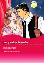 Vente Livre Numérique : Harlequin Comics: Une passion défendue  - Yoriko Minato - Annie West