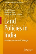 Land Policies in India  - Benjamin Davy - Harvey M. Jacobs - Sony Pellissery