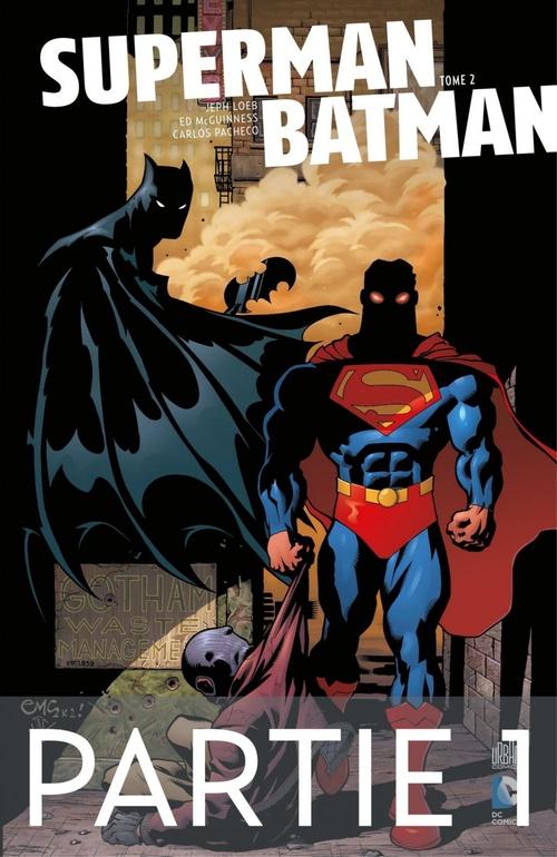 Superman/Batman - Tome 2 - Partie 1