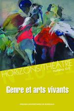 Vente Livre Numérique : Genre et arts vivants  - Pierre Katuszewski - Raphaëlle Doyon