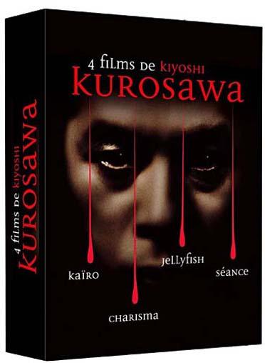 4 films de Kiyoshi Kurosawa - Kaïro + Charisma + Jellyfish + Séance