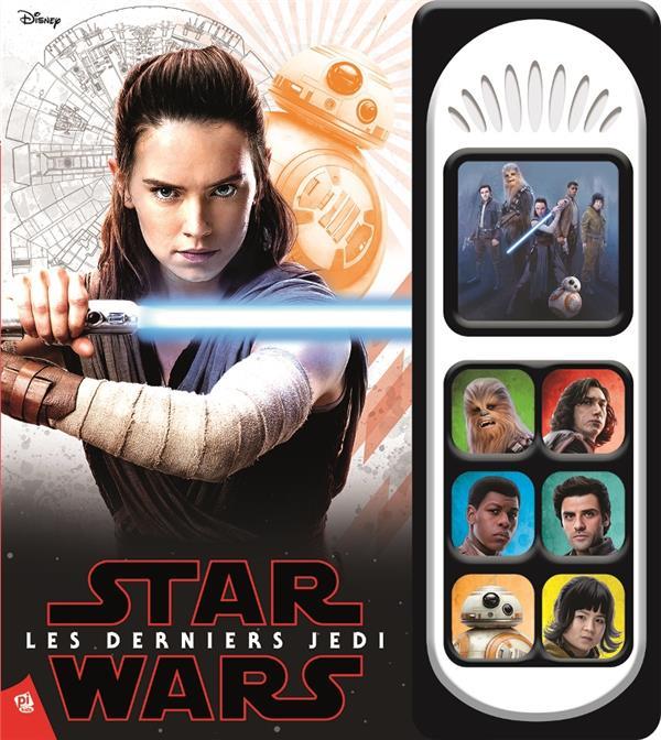 Star Wars ; les derniers jedi