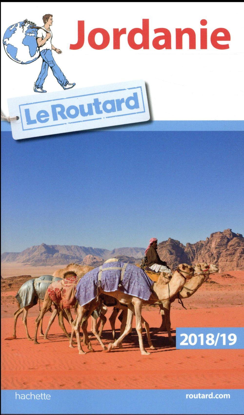 Guide Du Routard ; Jordanie (Edition 2018/2019)