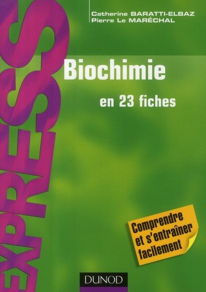 Biochimie En 23 Fiches