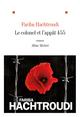 Le Colonel et l'appât 455  - Fariba Hachtroudi