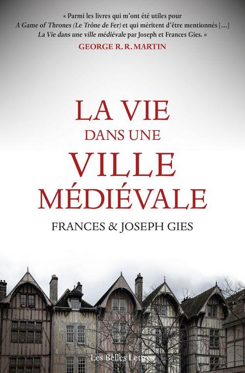 La vie dans une cité medievale