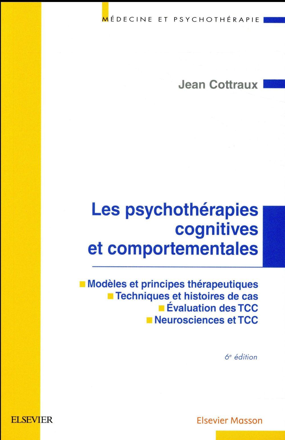 Les Psychotherapies Comportementales Et Cognitives