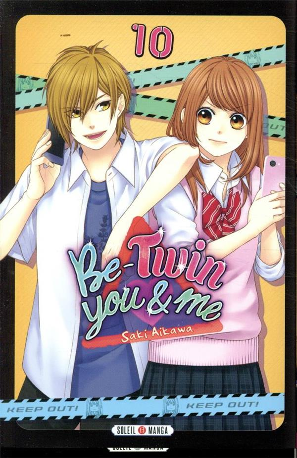 Be-twin you & me T.10