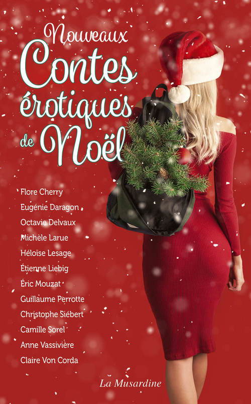 Nouveaux Contes érotiques de Noël  - . Collectif
