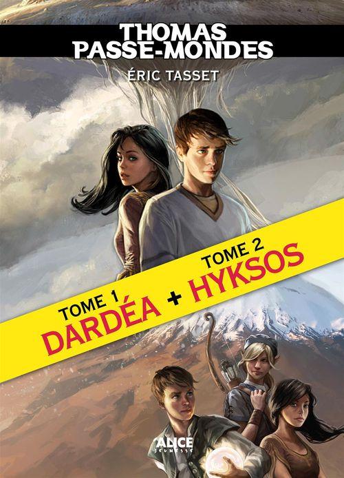 Thomas Passe-Mondes : Edition spéciale - Tomes 1 et 2