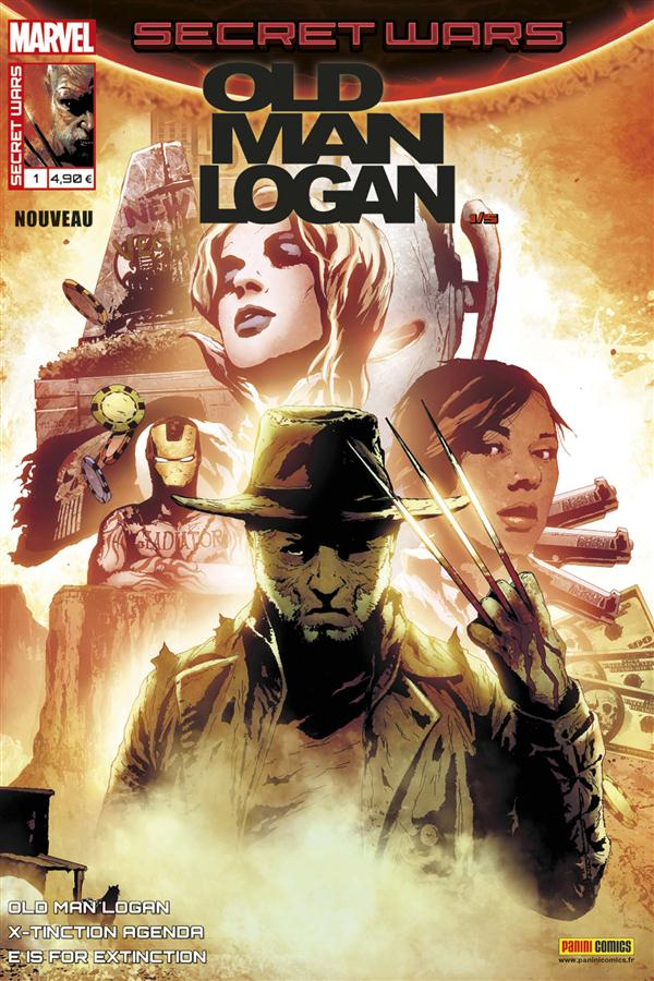 Secret Wars - Old Man Logan n.1