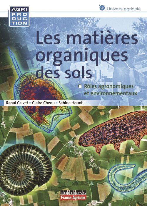 Les matières organiques des sols (3e édition)