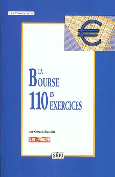 La bourse en 110 exercices