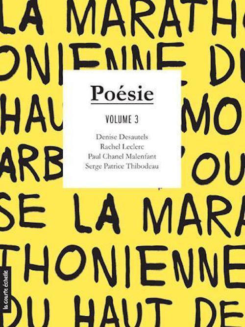 Poésie t.3
