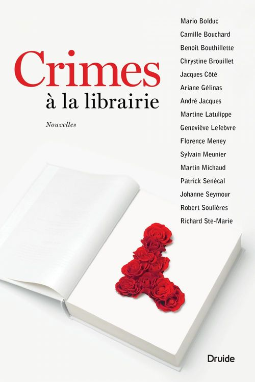 Crimes a la librairie