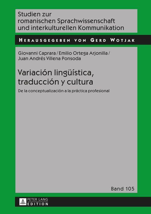 Variación lingueística, traducción y cultura